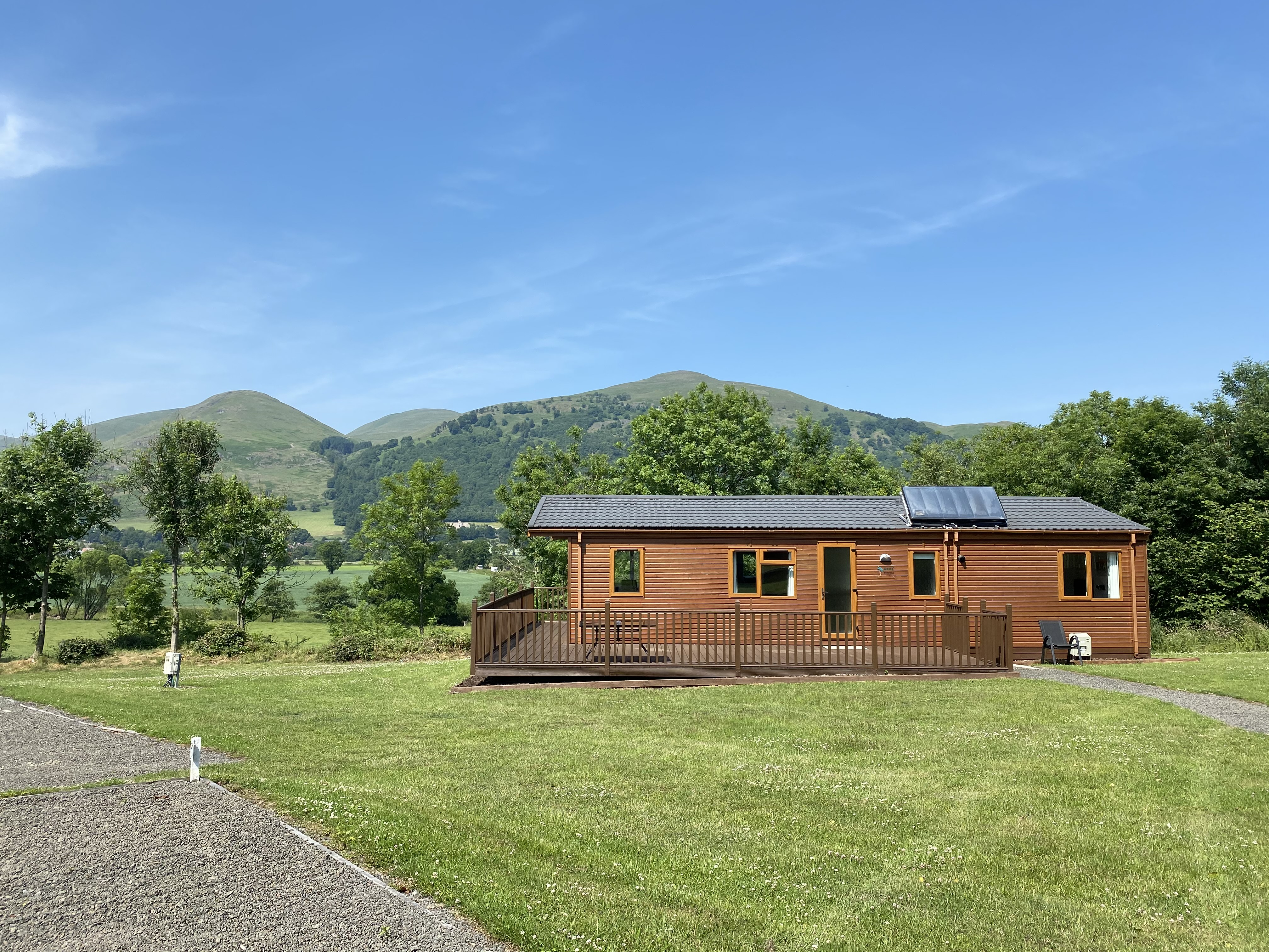 Self-catering Lodges for hire